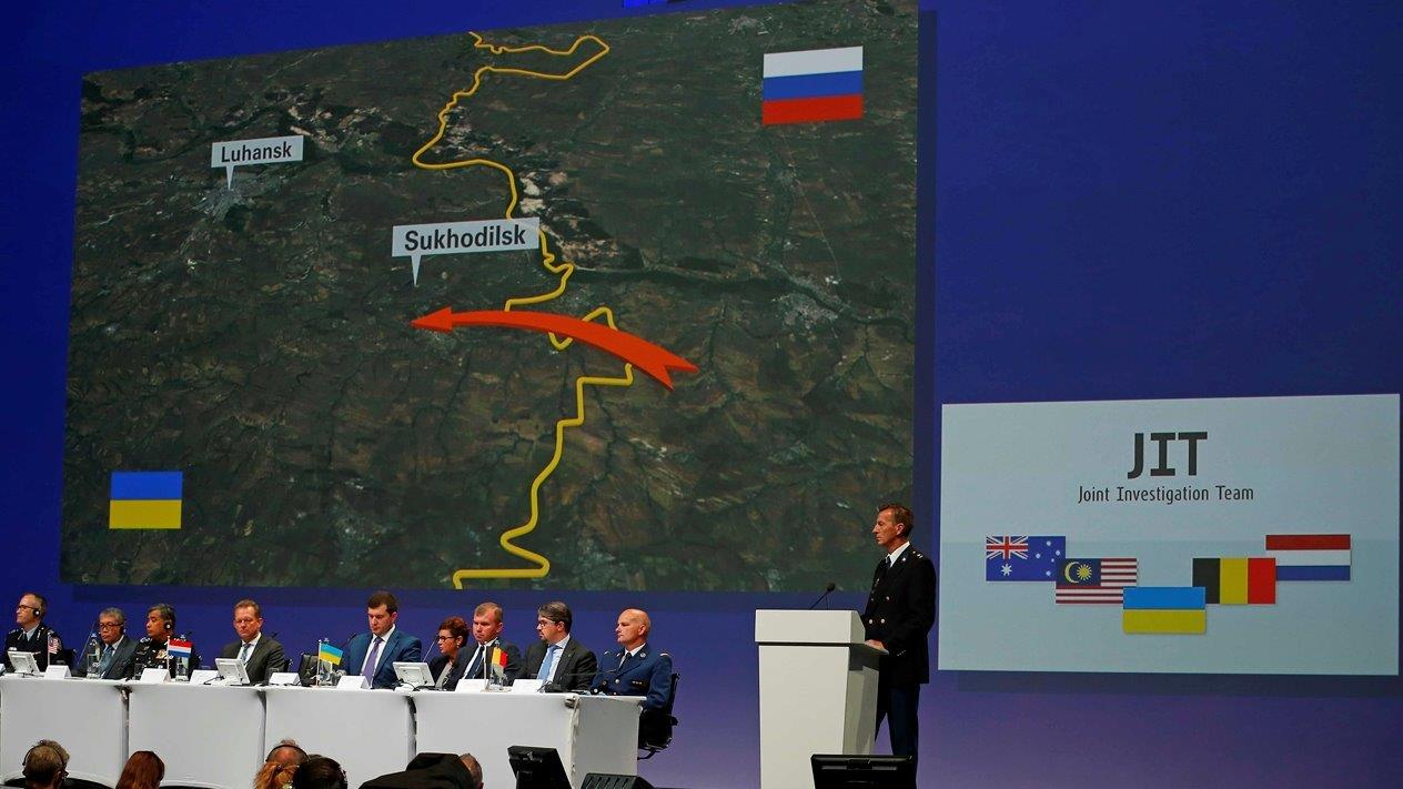 Investigators: Missile that downed MH17 came from Russia