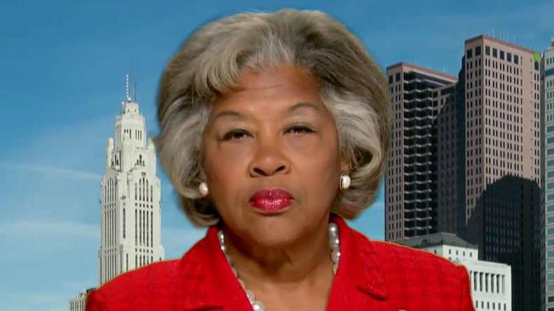 Westlake Legal Group 694940094001_5184550217001_Rep--Beatty-FBI-collusion-allegations--a-lot-about-nothing- Ohio Dem rep, other officials pepper-sprayed during protest in Columbus fox-news/us/us-regions/midwest/ohio fox-news/person/george-floyd fox news fnc/politics fnc Brooke Singman article 7f33a756-bac5-5128-9f59-f46553a56295