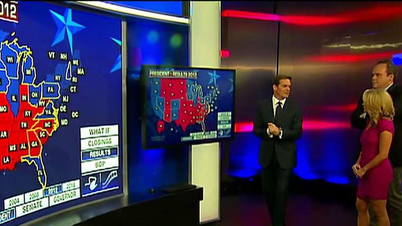 Inside look at the Fox News decision desk and data deck | On Air Videos |  Fox News