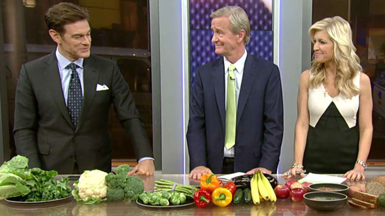 Dr Oz Talks About His 21 Day Breakthrough Diet Fox News Video