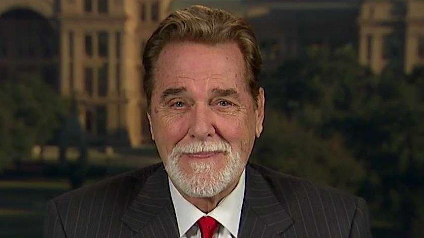 3420e06586ed Chuck Woolery reacts to celebrities  demands for Congress