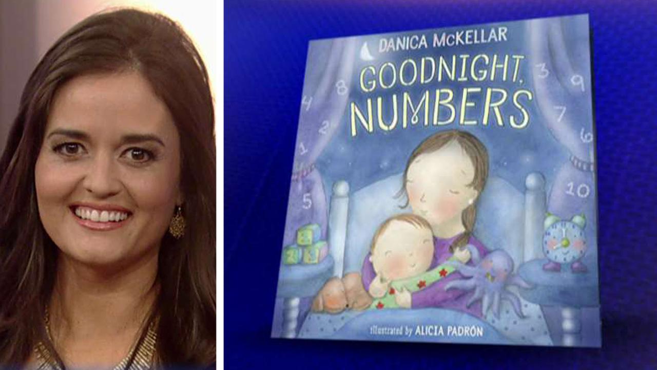 Danica McKellar shares her new book 'Goodnight, Numbers'