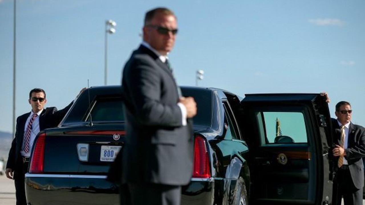 Report: Laptop stolen from Secret Service agent's car
