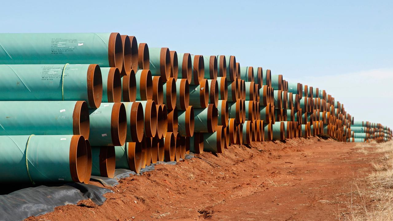 Trump approves Keystone XL pipeline after Obama opposition
