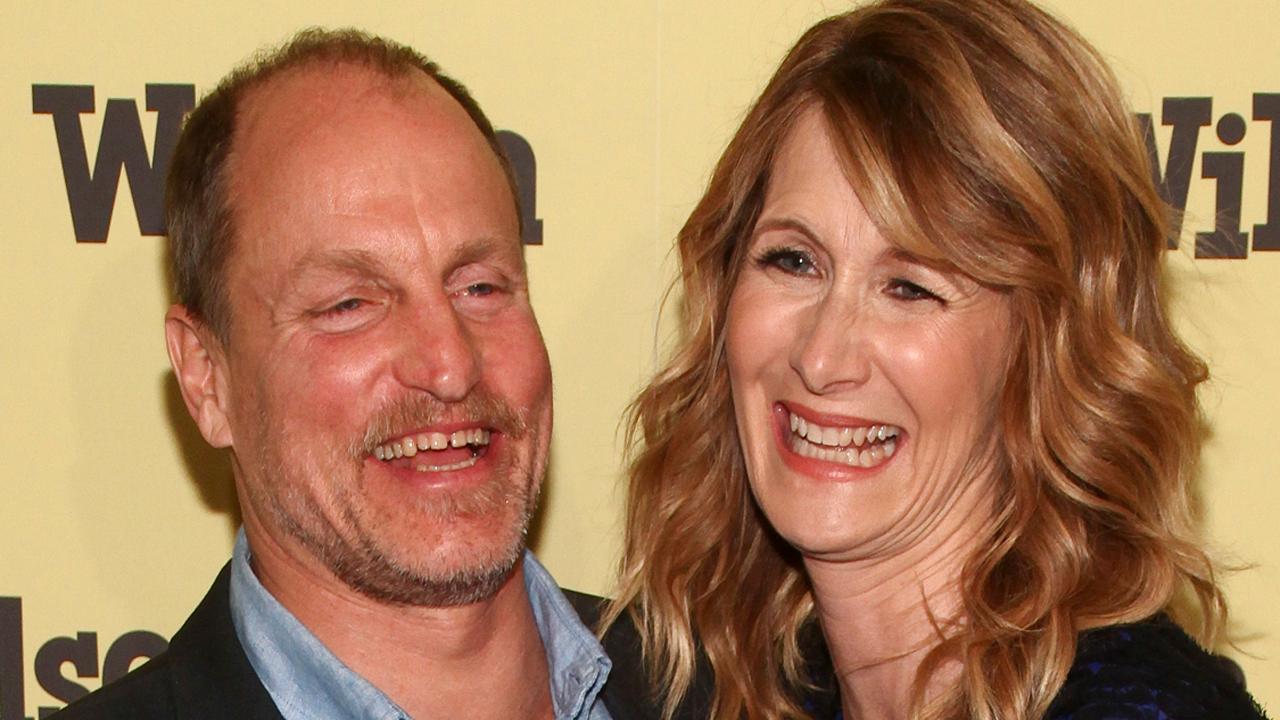 Woody Harrelson, Laura Dern surprised to be in 'Star Wars'