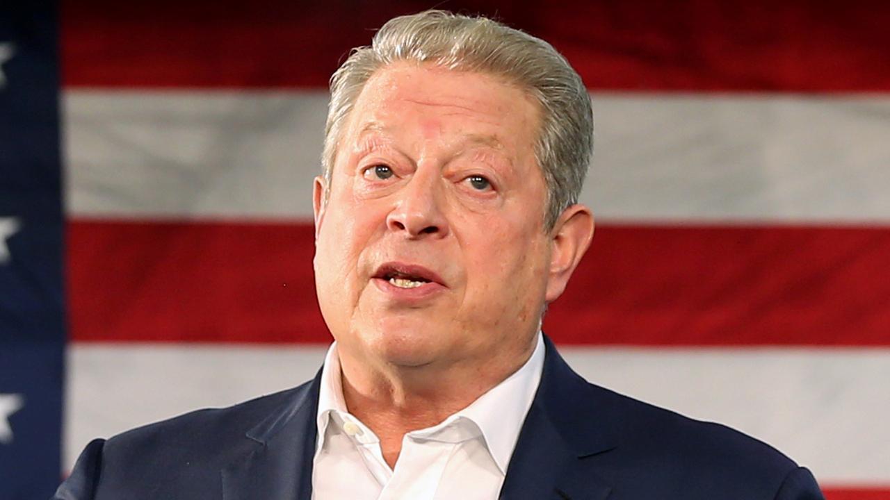 Al Gore attacks Trump in 'An Inconvenient Sequel' trailer