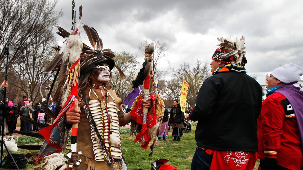 Religion becomes issue in Dakota access pipeline fight