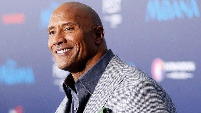 Dwayne 'The Rock' Johnson considers a run for president