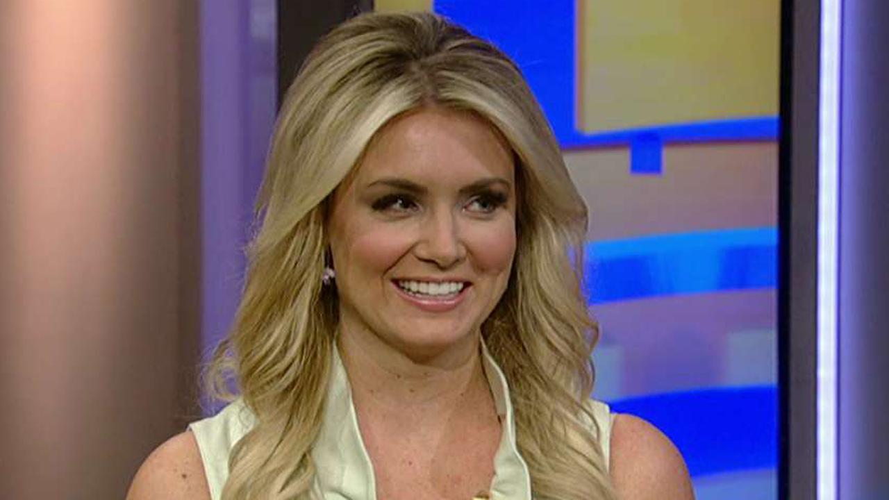Jillian Mele joins the 'Fox & Friends' family   Fox News Video