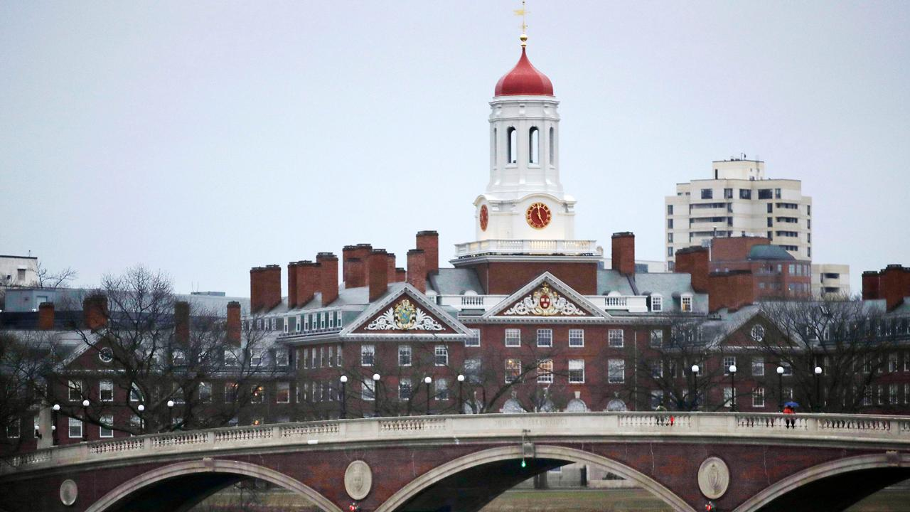 Harvard rescinds admission offers over Facebook posts