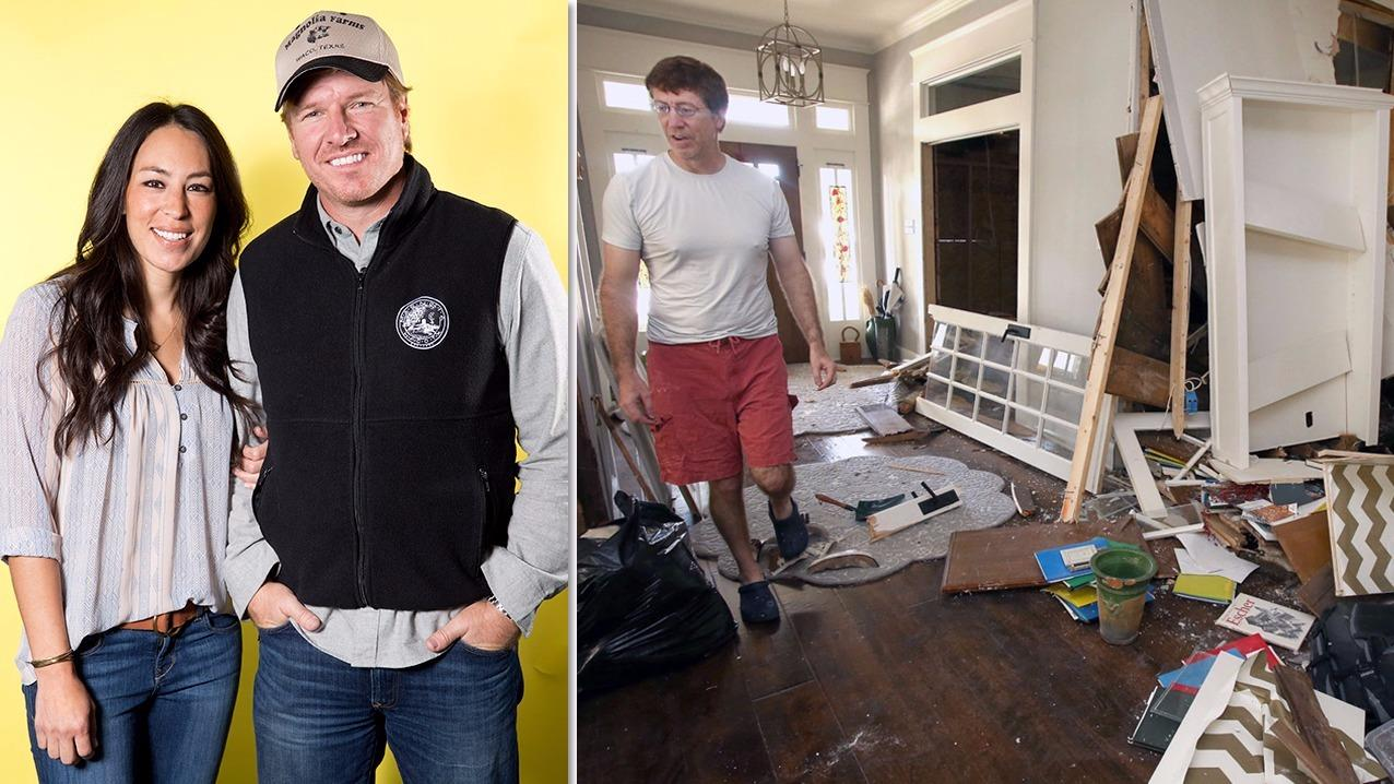 Chip Et Joanna Separation fixer upper' stars chip and joanna gaines: major moments you