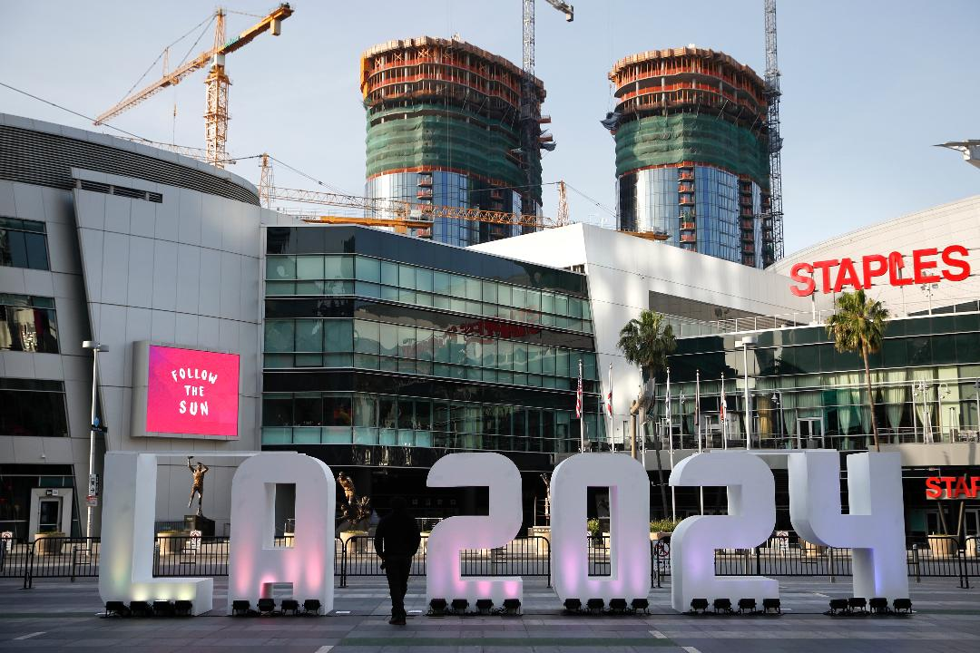 Paris and Los Angeles are bidding on the 2024 and 2028 summer games. Here's what it costs to host the Olympics