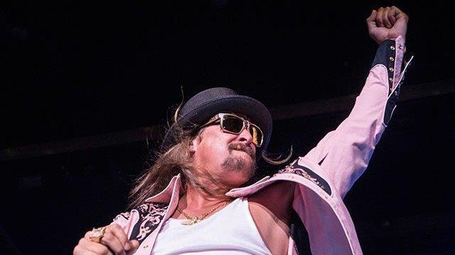 Kid Rock insists his Senate run is 'not a hoax'