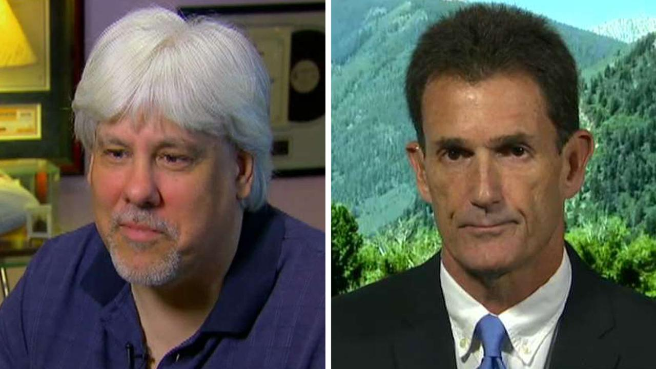 Yale Galanter and Thomas Riccio speak out on case with Geraldo Rivera