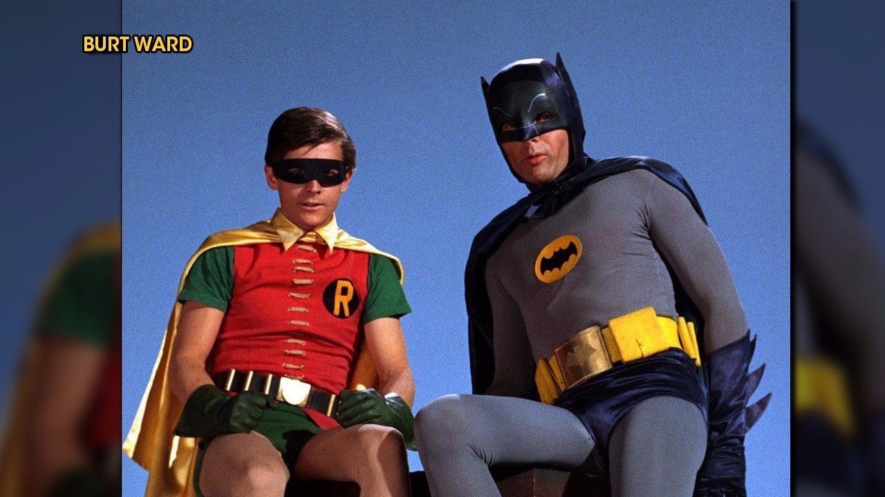 'Batman' sidekick Burt Ward to receive a star on the Hollywood Walk of Fame near late co-star Adam West