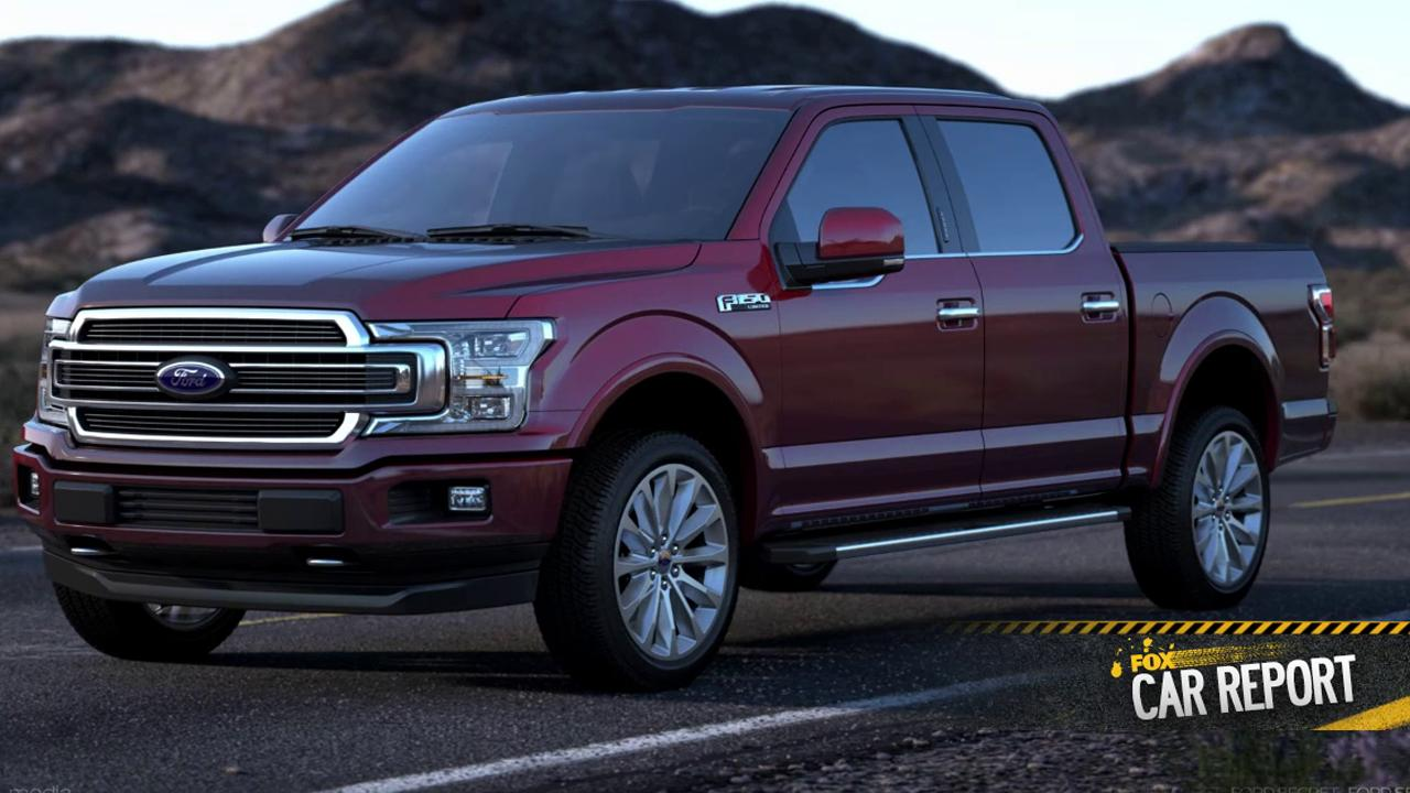The 10 Best Selling Vehicles In The United States In 2018 Were
