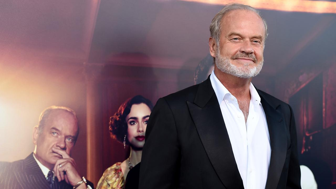 Kelsey Grammer has no plans of slowing down