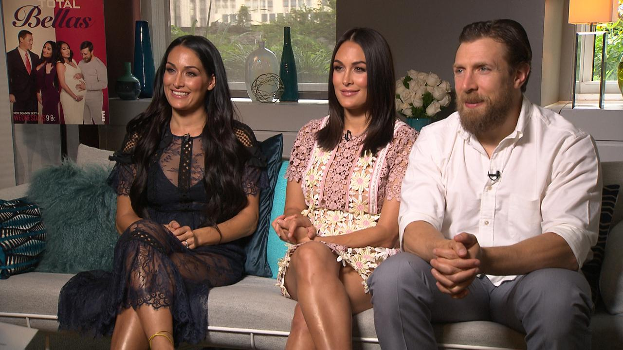 Nikki Bella recalls 'awkward' first date with 'Bachelorette' star Peter Kraus after John Cena breakup