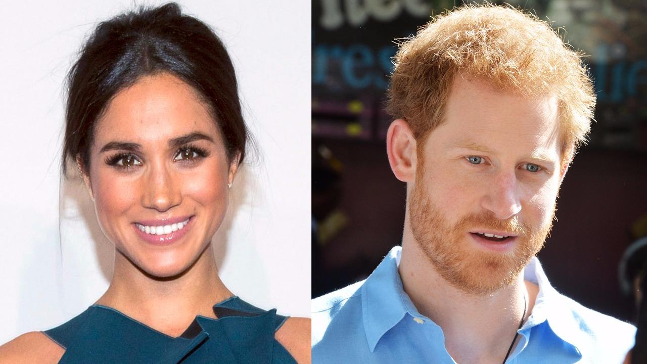 meghan markle dating a prince