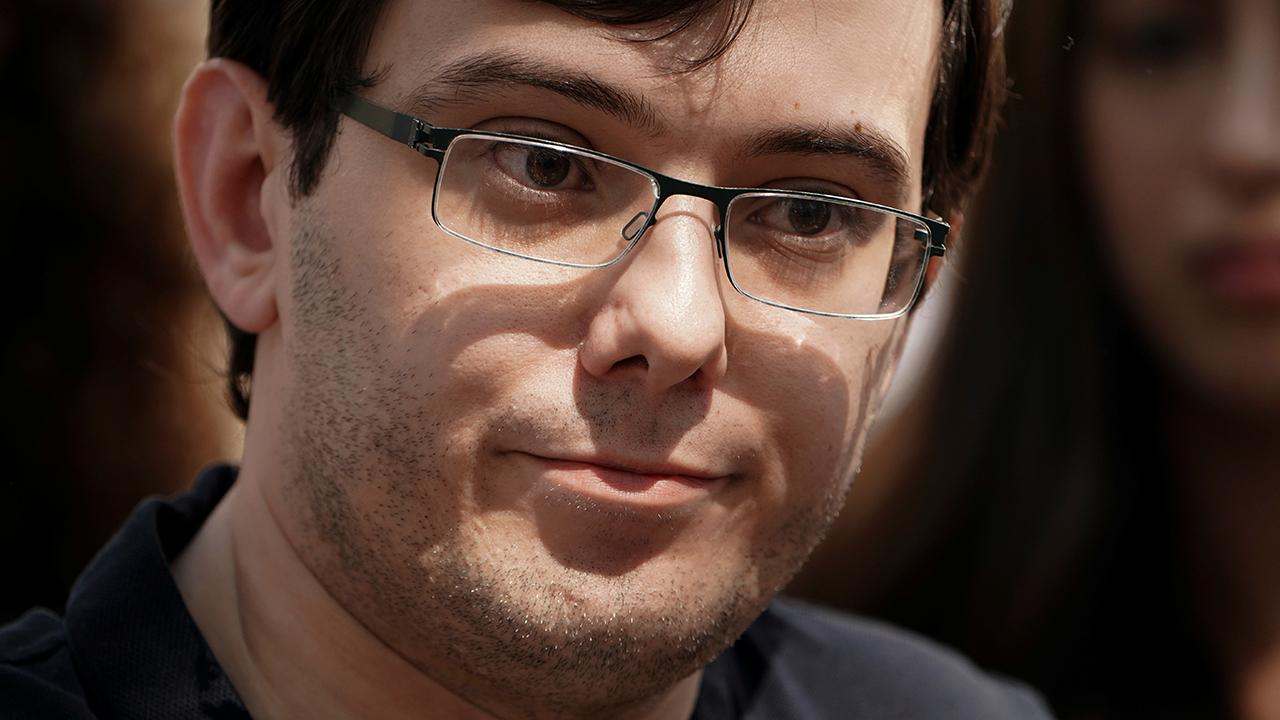 Shkreli bail revoked over Clinton hair offer