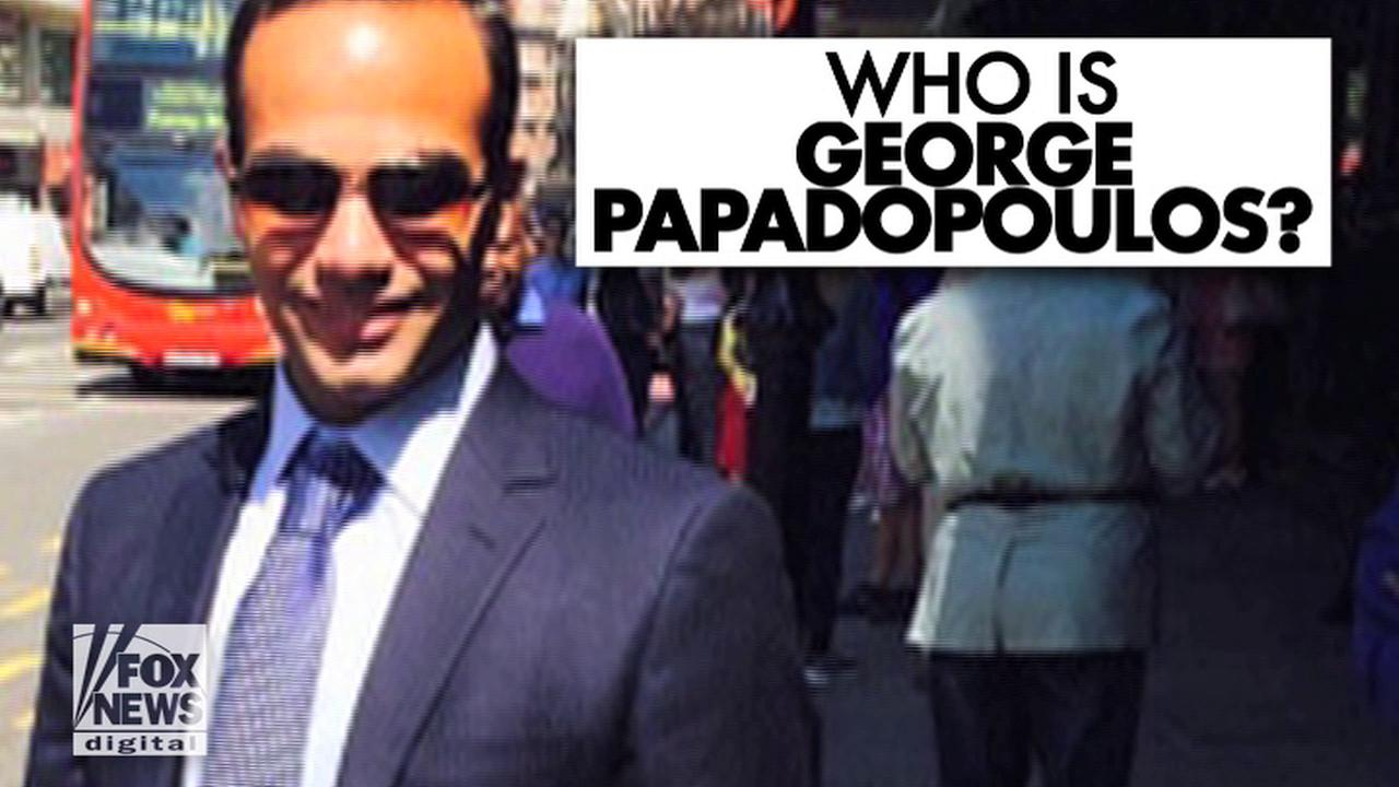 George Papadopoulos pleaded guilty to lying to the FBI