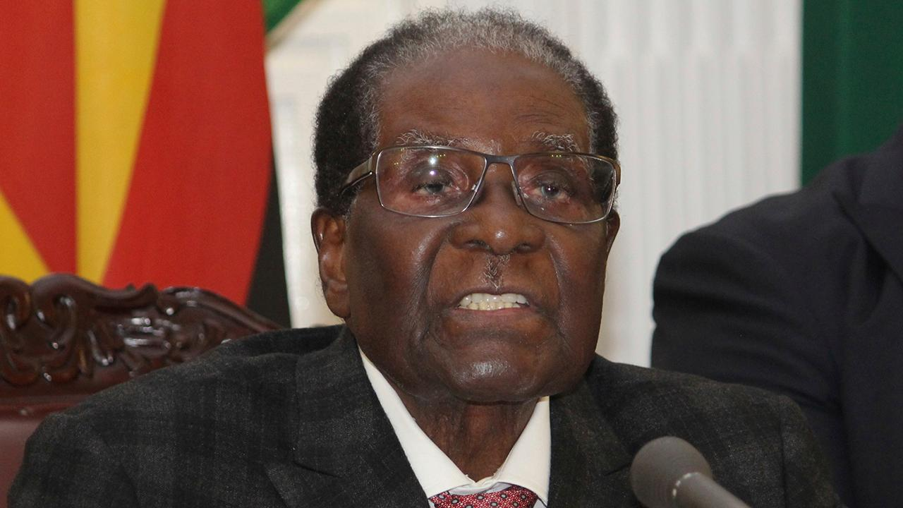 FLASHBACK: Zimbabwe President Mugabe resigns ahead of impeachment vote