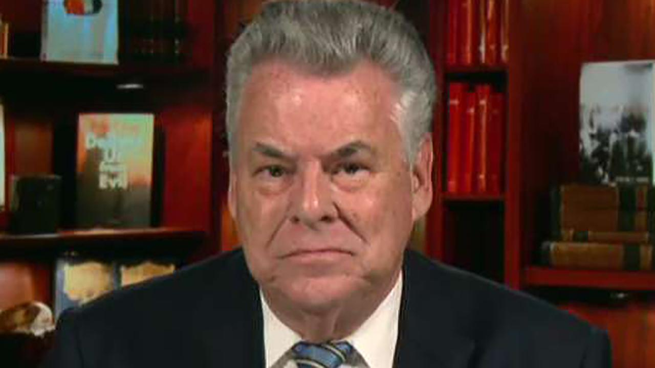 New York congressman shares his criticisms of the legislation.