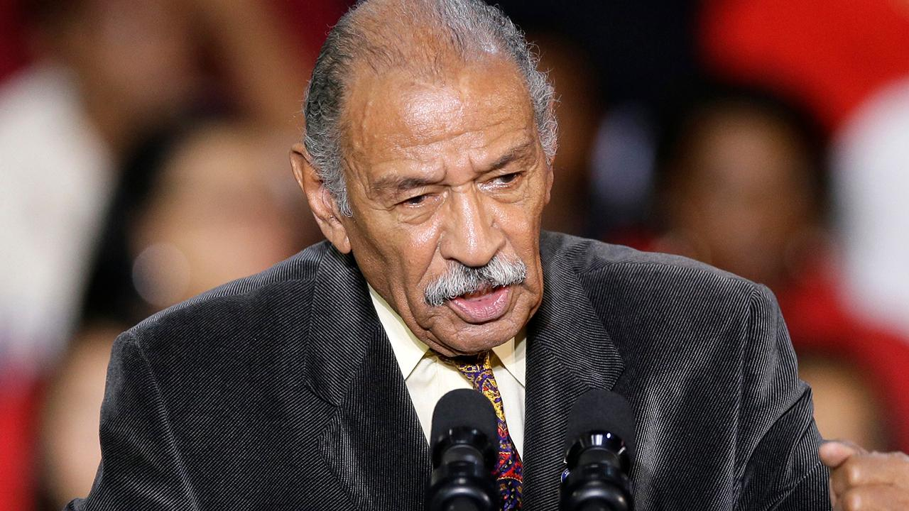 Rep. Conyers steps aside as top Dem on Judiciary Committee