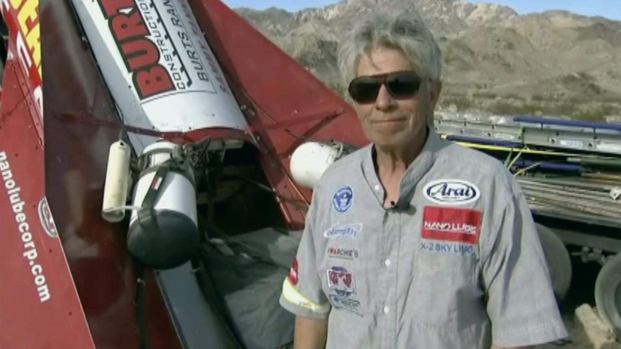 `Mad Mike` Hughes, 64, homemade-rocket daredevil, killed in...