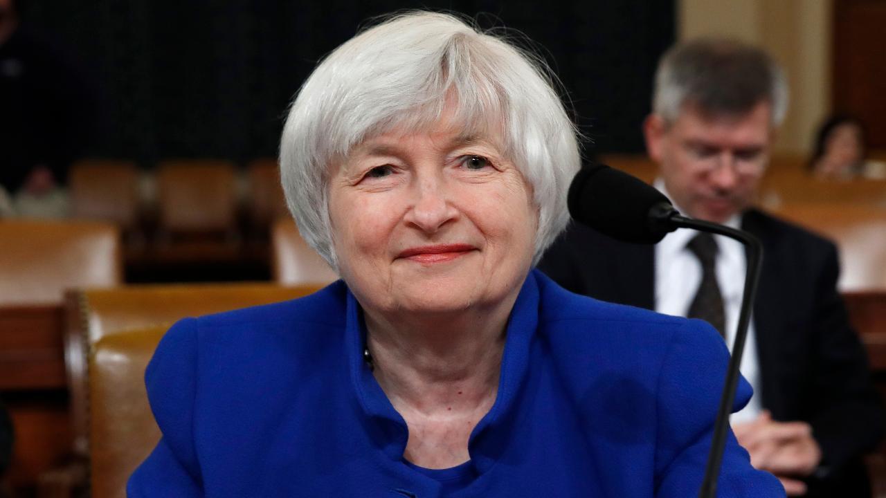 Biden to tap former Fed Chair Janet Yellen as Treasury secretary: report