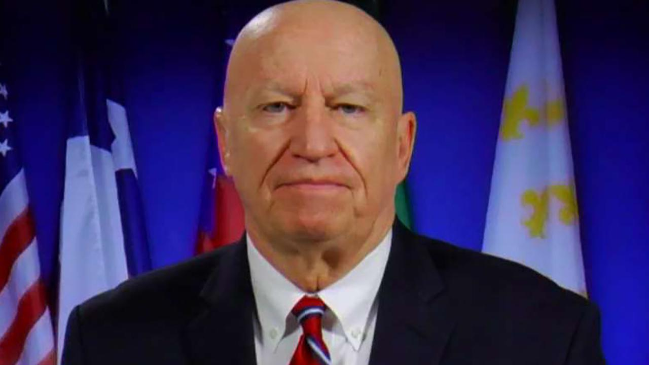 Rep. Kevin Brady discusses the finalized GOP tax reform bill on 'Sunday Morning Futures.'