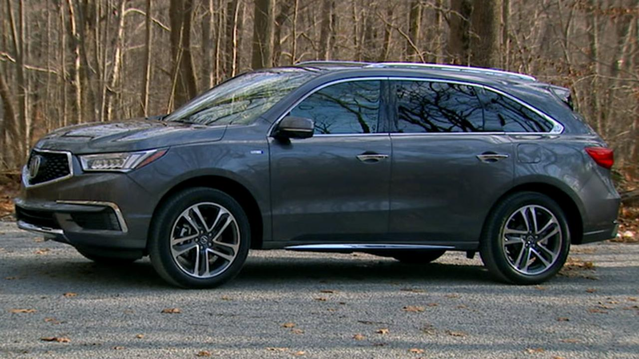 Acura's 'super' utility vehicle