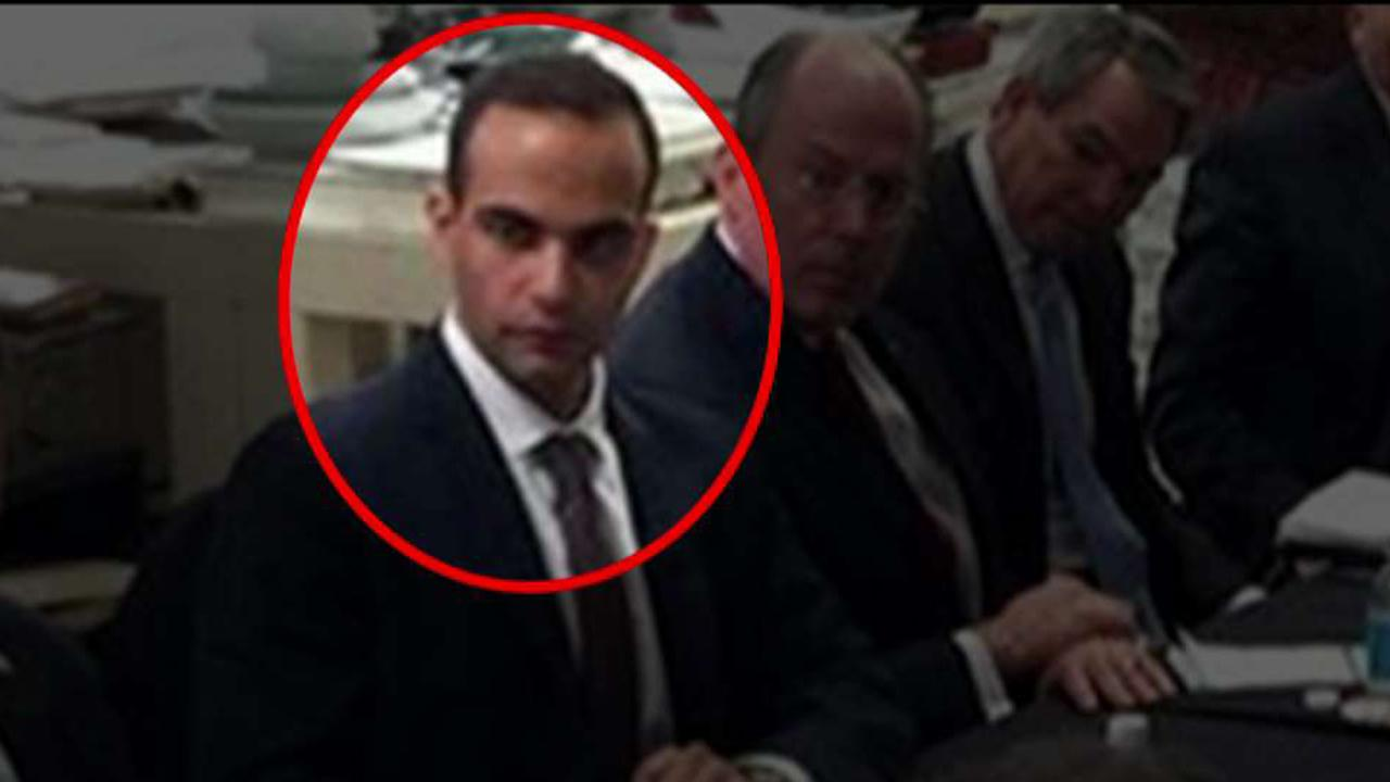 Report: Papadopoulos more than just a 'coffee boy'
