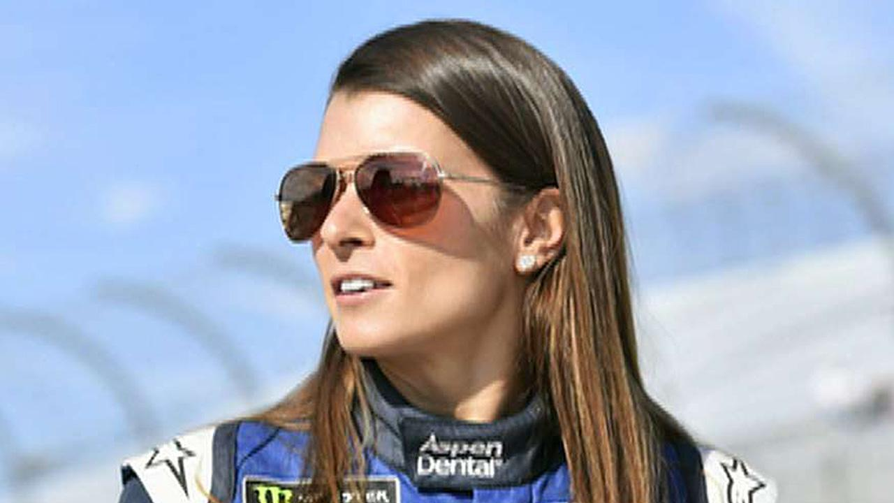 Danica Patrick cooks up her potato crusted egg bake