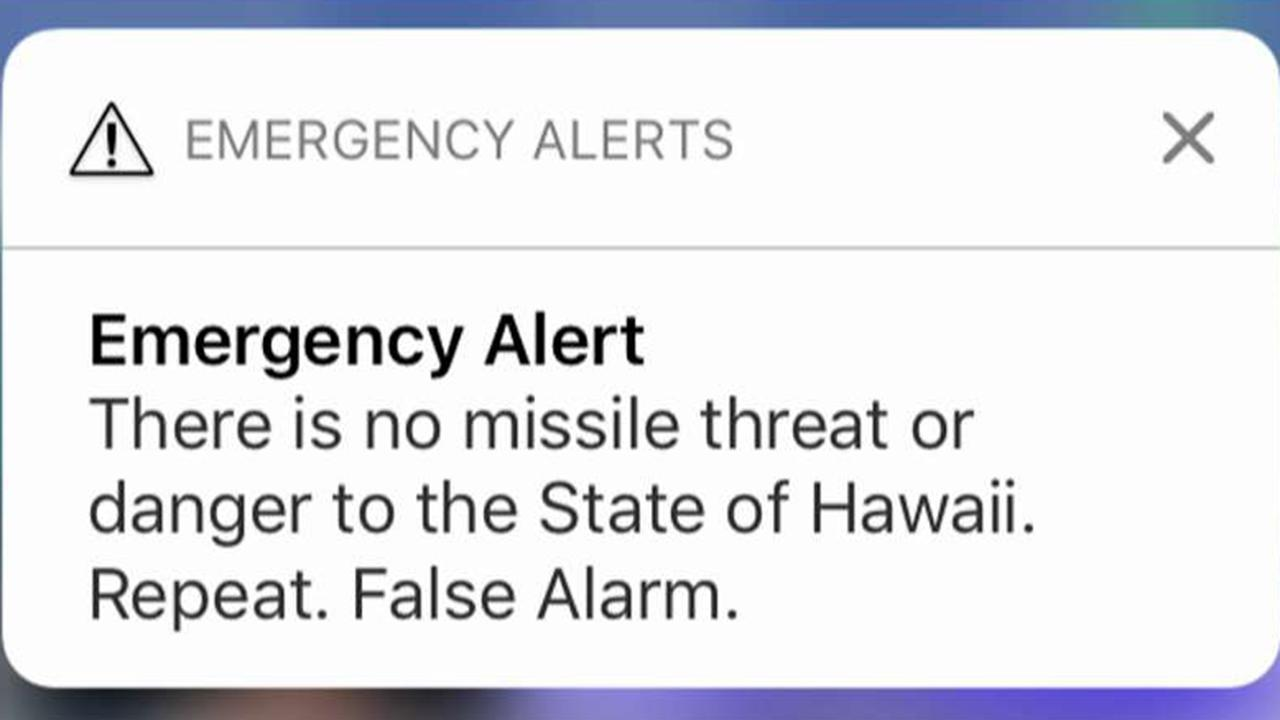 Hawaii resident on receiving missile alert: It was chaotic