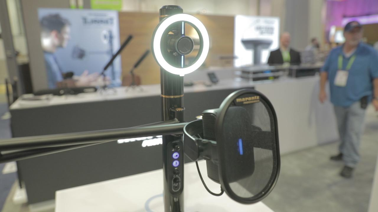 CES 2018: High-tech home broadcasting