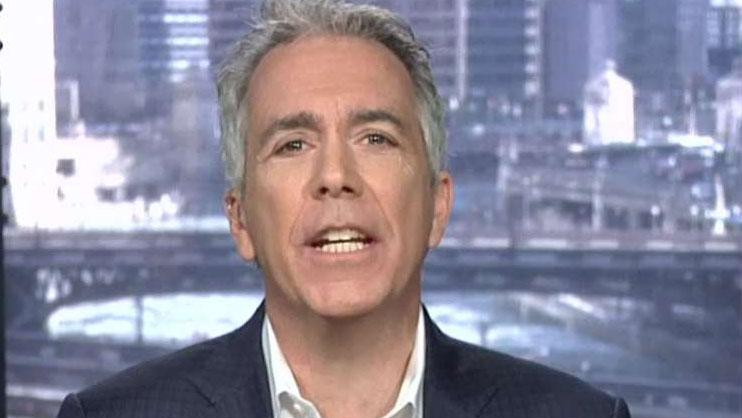 Joe Walsh: Outrageous for Dems to shut down gov't over DACA
