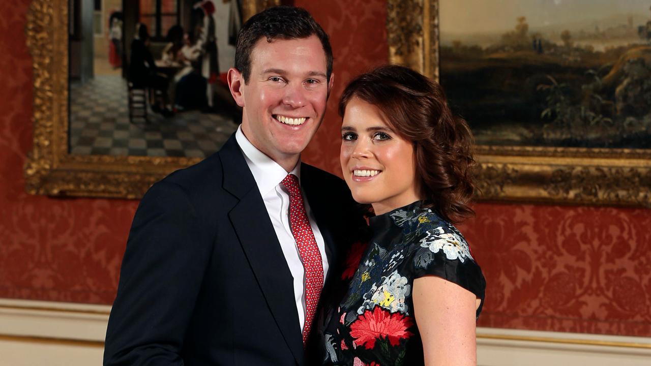 Princess Eugenie announces engagement