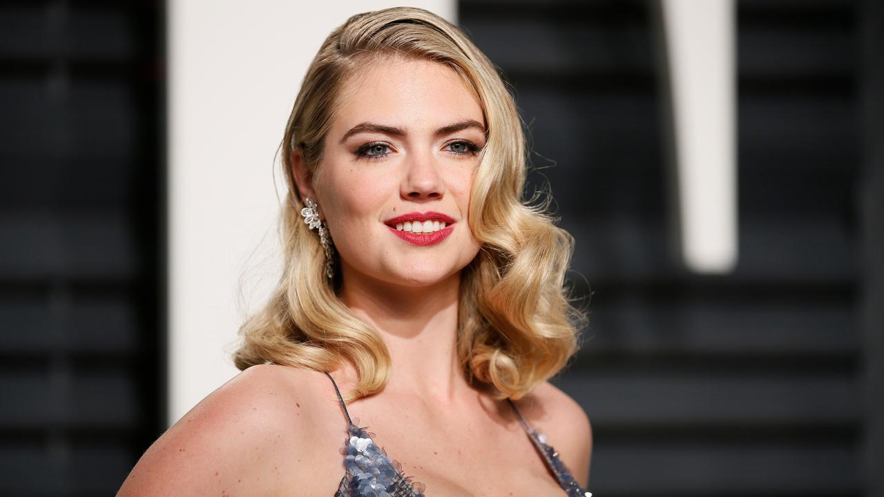 Is The Kate Upton Sex Tape Real kate upton shares rare photo of daughter cheering on dad