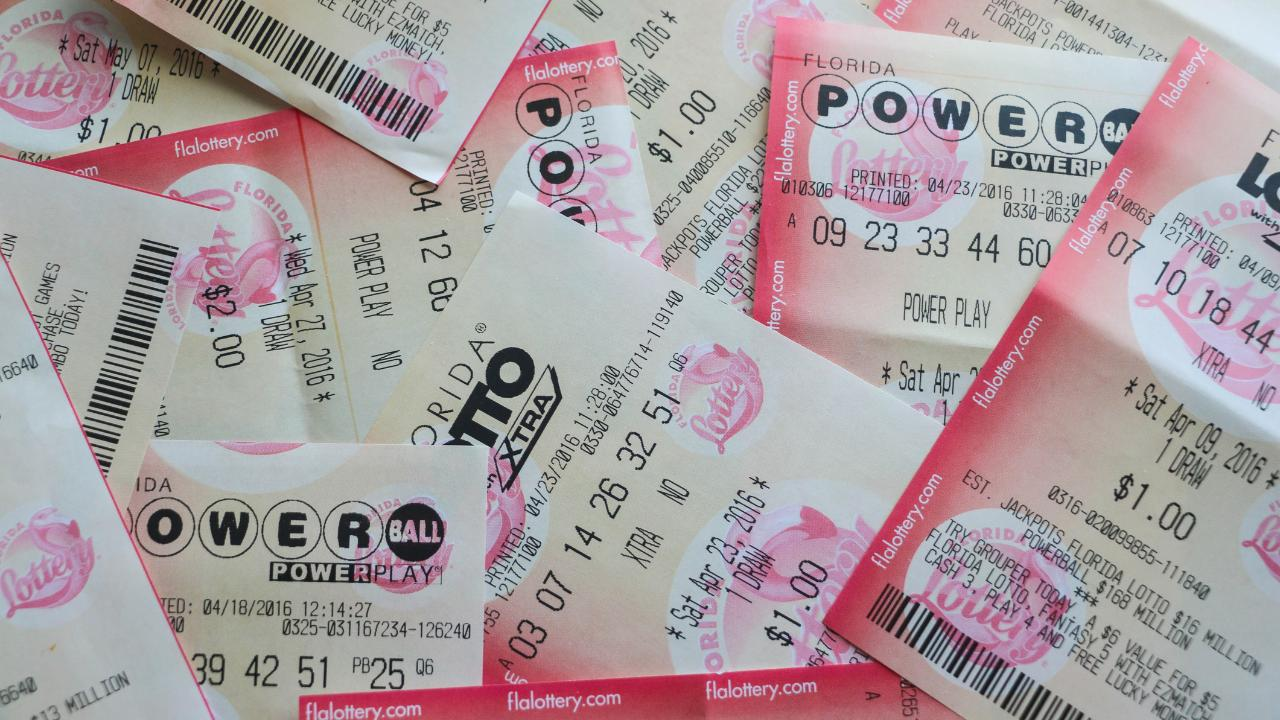 Lottery winnings: manners for remaining anonymous