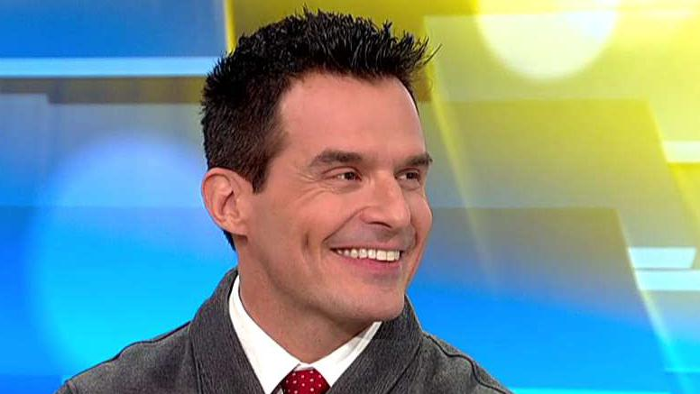 Antonio Sabato Jr. starring in new faith-based soap opera