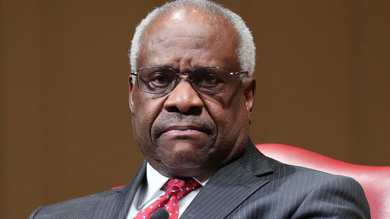 Clarence Thomas backs Trump's call for changing defamation law to ease suits against media - Fox News