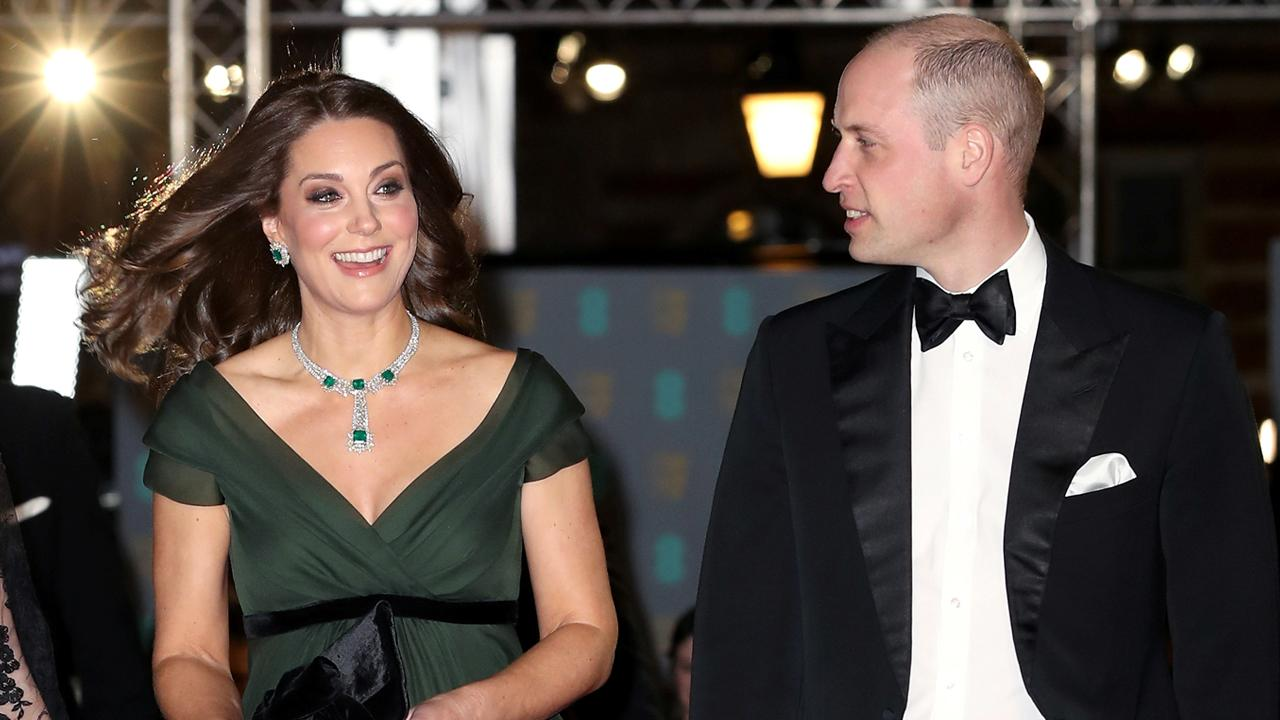 Kate Middleton ripped for not wearing black to BAFTAs