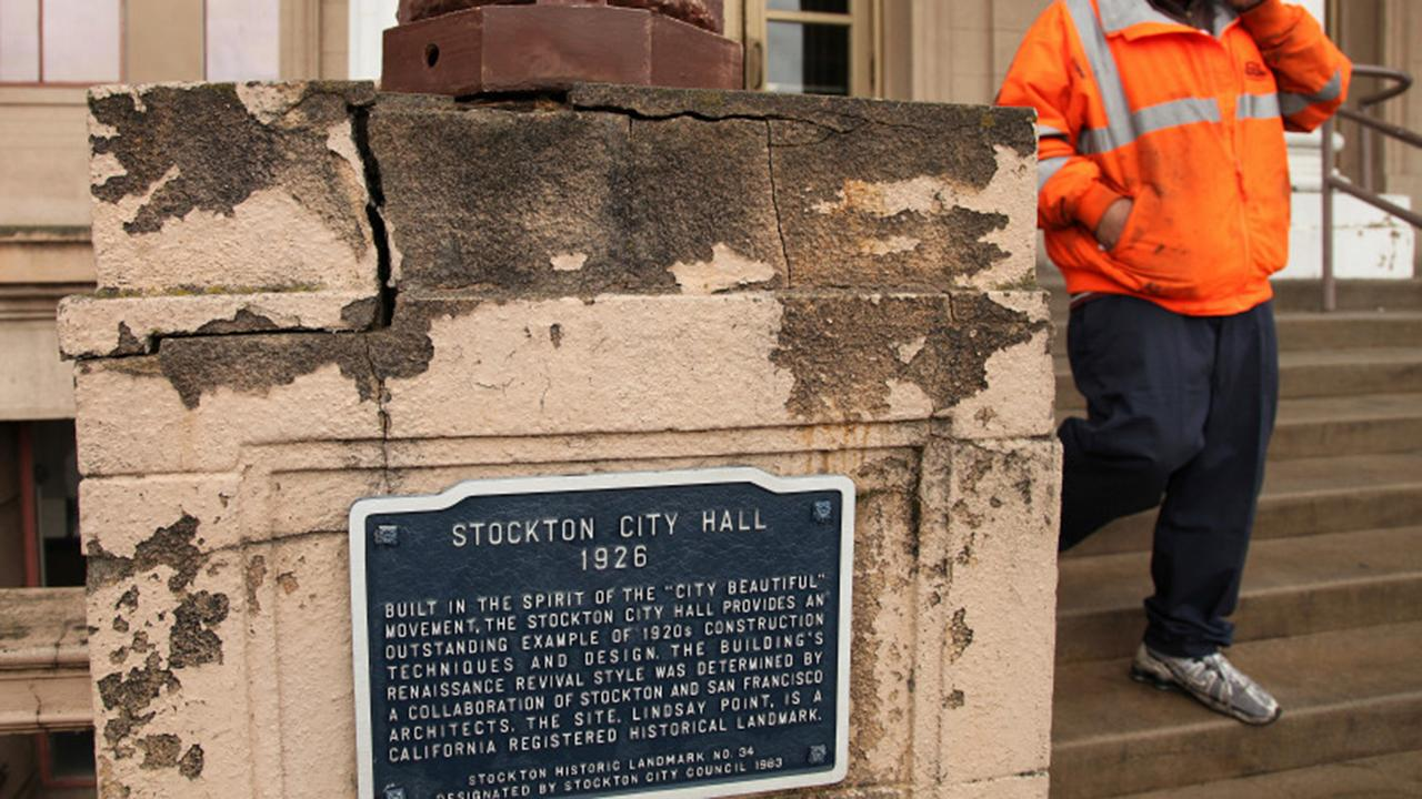 Stockton testing 'universal basic income' to combat poverty
