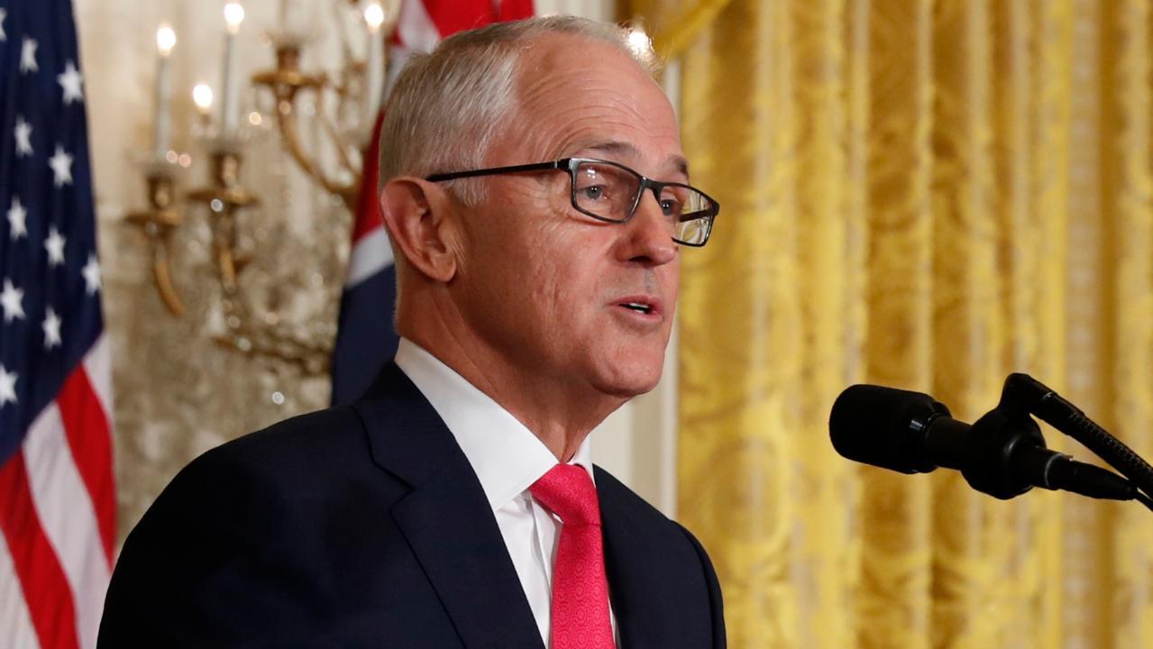 Turnbull: Australia doesn't presume to advise US on gun laws