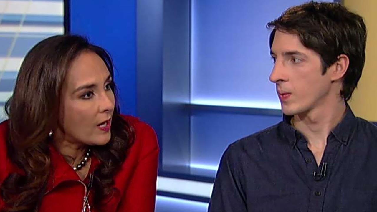 Fired Google employee James Damore's fight for free speech