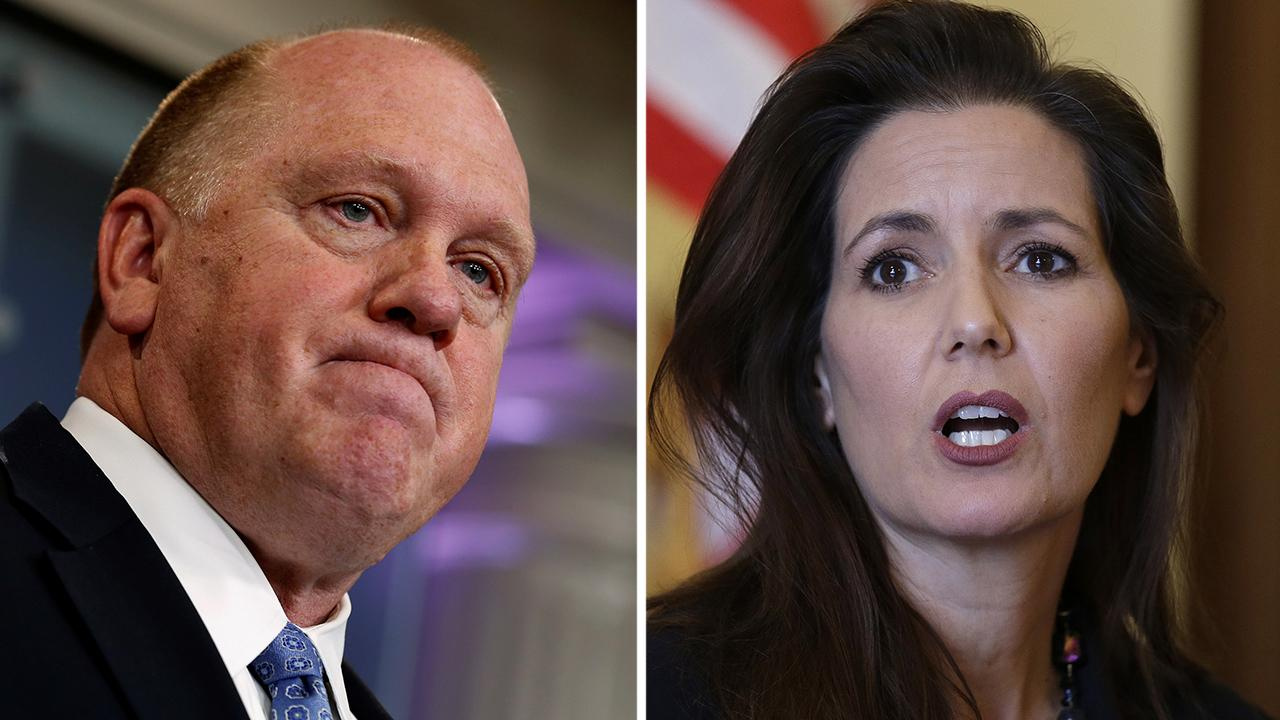 Acting ICE director: Oakland mayor's warning is risky