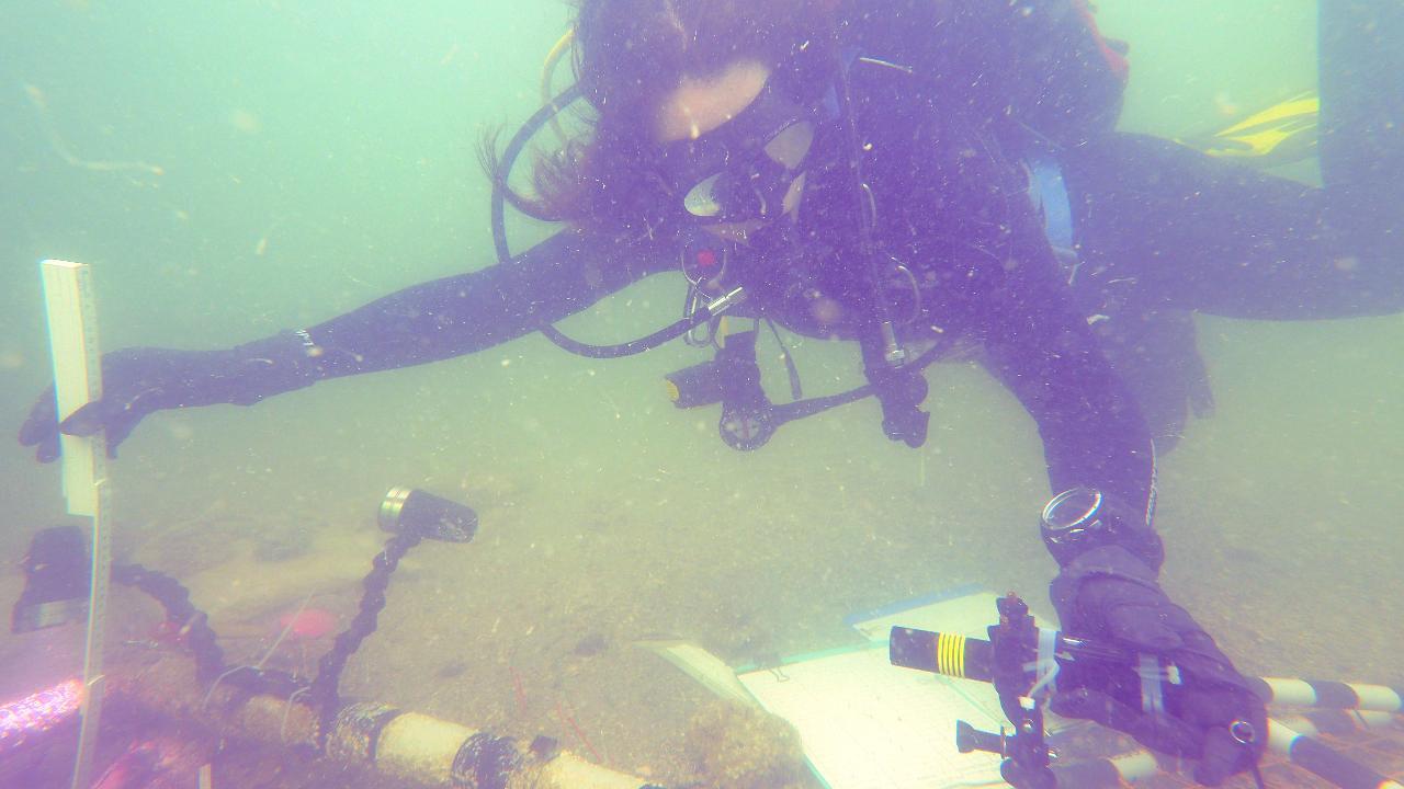 Ancient Native American burial spot found off Florida coast