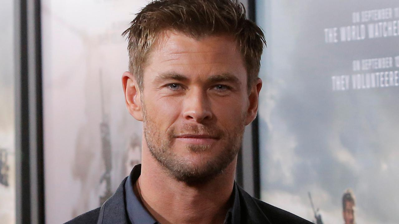Chris Hemsworth was 'running out of money' just before ...