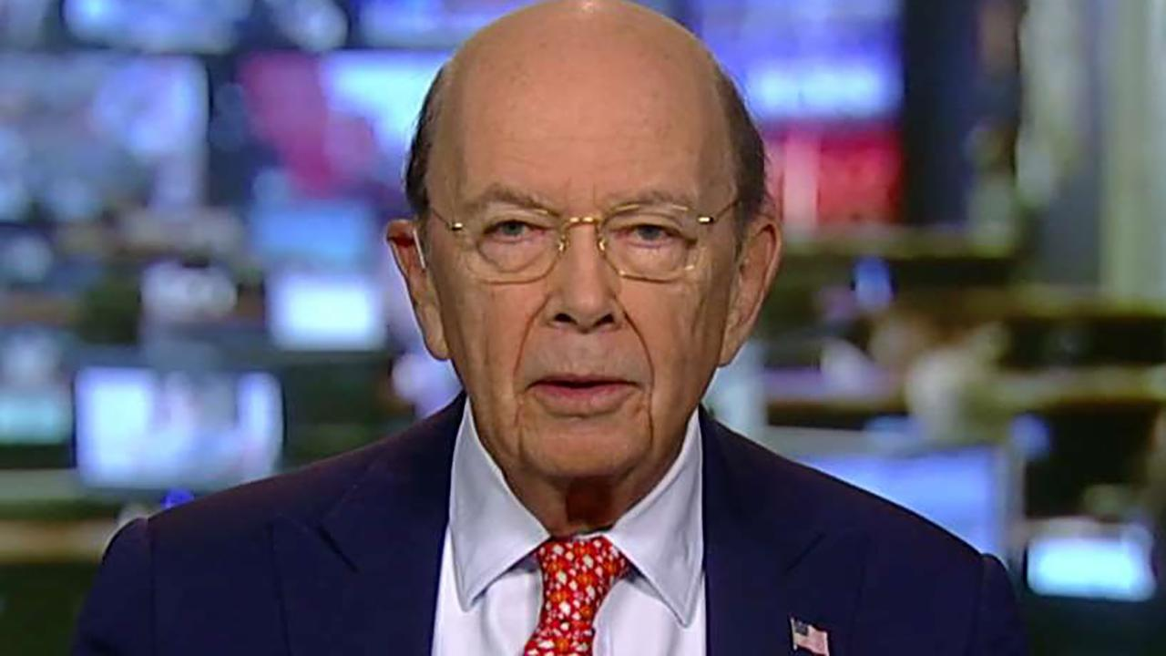 President Trump's plan to impose tariffs on steel and aluminum imports faces backlash and sparks warnings of trade wars; Commerce Secretary Wilbur Ross responds on 'Sunday Morning Futures.'